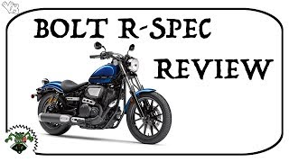 9. 2018 yamaha bolt review
