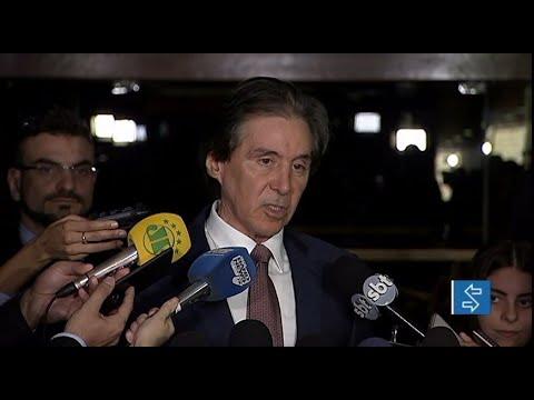 Eunício diz que haverá esforços concentrados de votação no período eleitoral