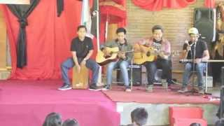 The Rain - Terlatih Patah Hati (Live Acoustic Cover By GrinsyDipsy) @SOS Children Village, Tabanan.
