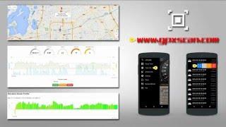 Speedometer GPS YouTube video