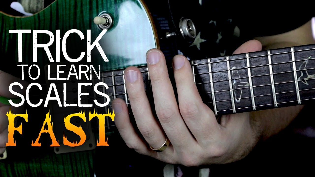 How to Learn Scales Fast