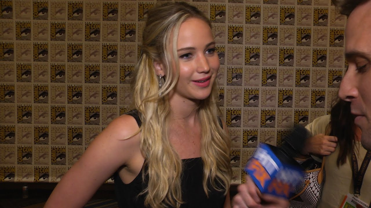 Listen to Jennifer Lawrence tell the story behind her tattoo