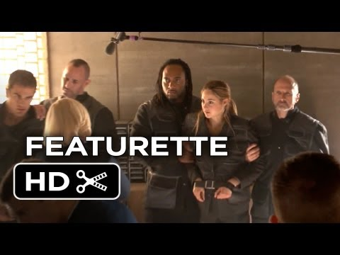 Divergent Featurette – Taking A Stand (2014) – Shailene Woodley Movie HD