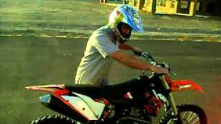9. 2009 KTM 450 SXF