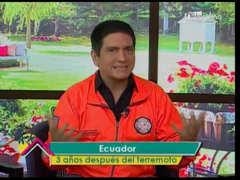Después del terremoto ¿Ecuador está preparado para enfrentar otro sismo?