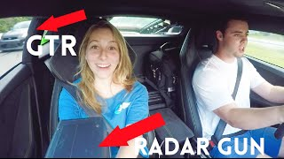 RADAR GUN VS SUPERCARS !!! by Vehicle Virgins