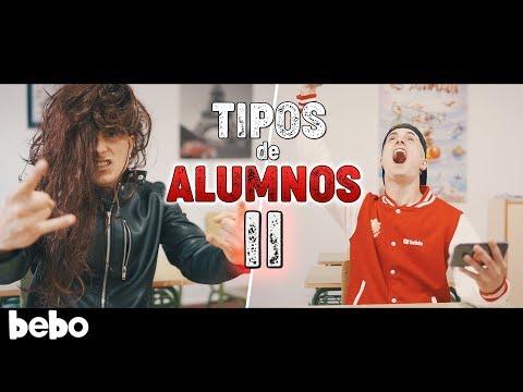 TIPOS DE ALUMNOS 2 - PARODIA (Videoclip)