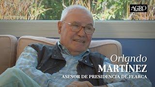 Orlando Martínez - Asesor de Presidencia de FEARCA