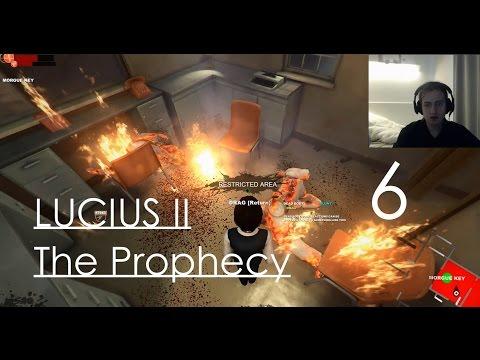 Lucius 2 The Prophecy Прохождение на русском Часть 6 Chapter 1 Level 5 МОРГ