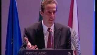 Porto de Aveiro: Estratégia e Futuro (XX) -- Ribau Esteves