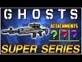 "COD Ghosts: ""THE SUPER MK14 EBR"" Super Series Ep.4 (Call of Duty Weapons & Guns)"