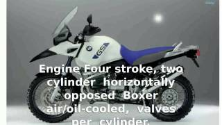 5. BMW R 1150GS Adventure -  Dealers Specs