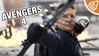 What the Leaked Avengers 4 Set Photos Mean for the Movie! (Nerdist News w/ Jessica Chobot)