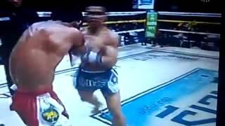 Fenomenalny comeback zawodnika muay-thai