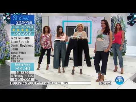 HSN | G by Giuliana Rancic Fashions 03.19.2017 - 07 PM
