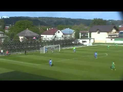 MFK Vranov - FK Lafc Lučenec 4:0 (3:0) - 1. polčas