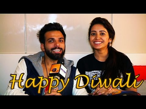 Rithvik and Asha's special message to fans on Diwa