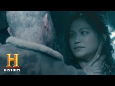 Vikings: Yidu Tells Ragnar Her Origin Story - Sneak Peek (Season 4, Episode 4) | History