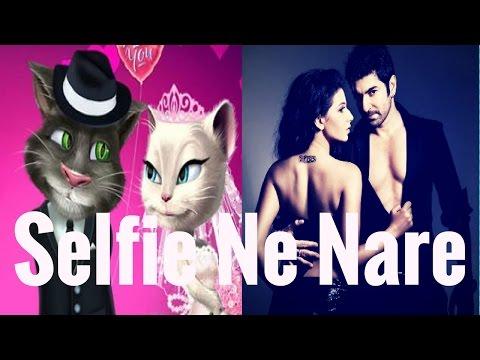 Download SELFIE || ABHIMAAN Movie Song || JEET SUBHASHREE  Vs Talking Tom Angella HD Mp4 3GP Video and MP3