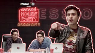 Video AIB : Bacardi House Party Sessions feat. Nucleya MP3, 3GP, MP4, WEBM, AVI, FLV November 2017