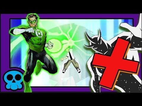 Ben 10 vs Green Lantern: How Ben Wins WITHOUT Alien X