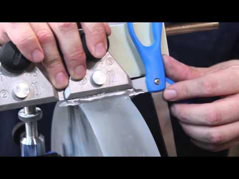 Tormek Scissors Jig Review: StumpyNubs