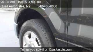 2010 Ford F150 XLT SuperCab 6.5-ft. Bed 2WD - for sale in Al