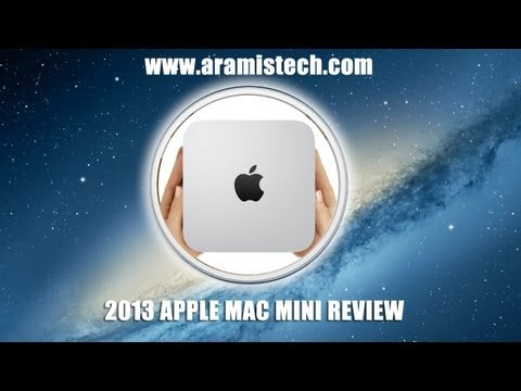 Mac Mini - In this video I will review the new 2013 Mac Mini as well as show you how to upgrade the memory on the device. As an added tip I show you in the video how to...