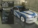 GTA SA TP2# - BMW M3 GTR (E46)