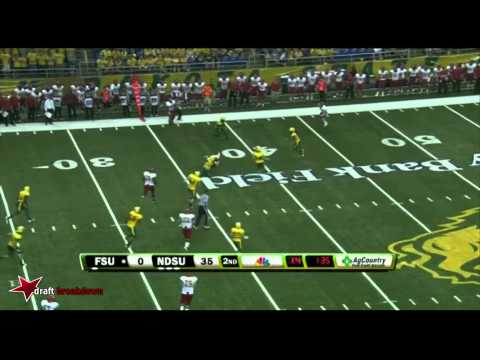 Marcus Williams vs Ferris State 2013 video.