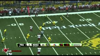 Marcus Williams vs Ferris State (2013)
