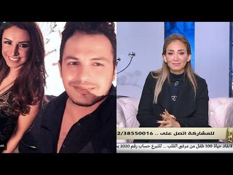 ريهام سعيد: كإعلامية..لا أستطيع التعليق على زواج أنغام وأحمد إبراهيم