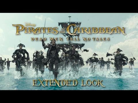 Pirates of the Caribbean: Dead Men Tell No Tales (Super Bowl Trailer)