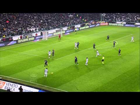Juventus - Inter 1-1 - Highlights - Giornata 17 - Serie A TIM 2014/15