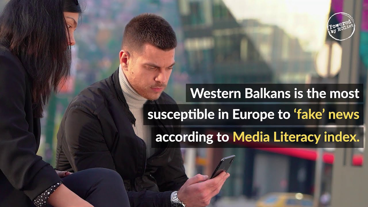 Disinformation in the Western Balkans