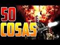 50 Cosas que no sabías de CoD: Zombies | ¡3 Años en YouTube!