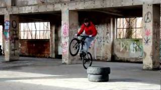 Winter Session - MTB Stunt