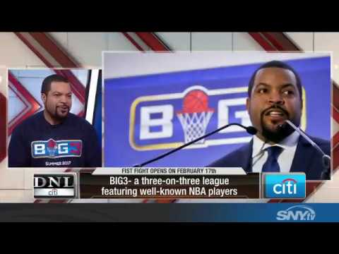 Video: Ice Cube stops by SNY to talk Fist Fight, Raiders, Knicks, and more
