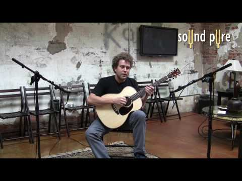 Neumann TLM102 Acoustic Guitar Recording, Classical