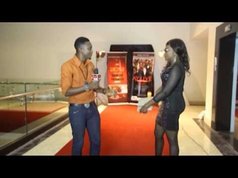 Funke Akindele & Tiwa Savage Looking Hotter Than Ever on AY's Red Carpet