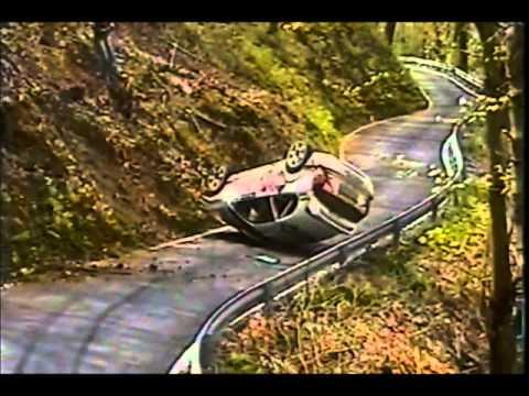 Filmato ralli crash 2013 remix mcvideo