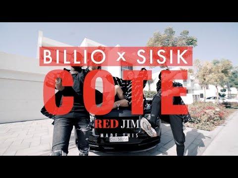 Billio - COTE (Ft. SisiK) Clip Officiel