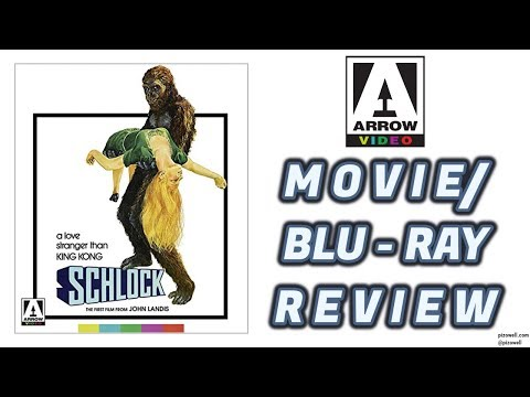 SCHLOCK (1973) - Movie/Blu-ray Review (Arrow Video)