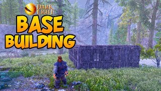 Base Building & Wraith Killing! - Dark and Light Gameplay #3What is Dark and Light?The shattered remains of the mother planet Gaia float in stark contrast against the sky on nearby satellite planet, Archos, serving as inescapable evidence of the dark forces surrounding the world. As a lone explorer in the wilderness, you must learn to understand the terrain, natural resources, as well as how to domesticate the local creatures and build a home. You will need to harness and control the magical energy that courses through the planet, or you risk being consumed by the looming darkness that permeates throughout the planet.Playlist: https://goo.gl/wxAwUbSecond Channel: http://bit.ly/1XUOP8GTwitter: https://twitter.com/PartiallyRoyalInstagram: http://instagram.com/partroyalLivestream: http://www.twitch.tv/partiallyroyal