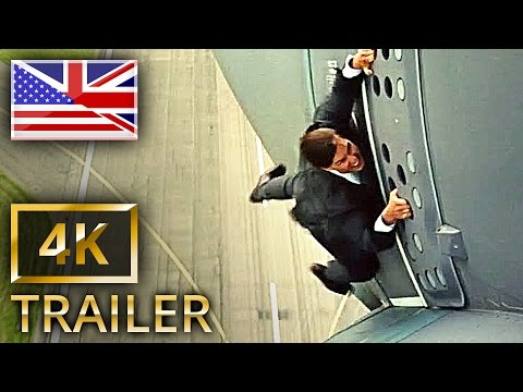 Mission: Impossible - Rogue Nation - Official Trailer [4K] [UHD] (International/English)