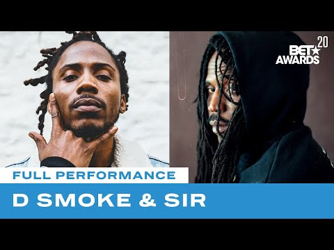 "D Smoke & SiR Perform ""Let Go"" And ""Black Habits"" 