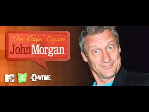 Joe talks to comedian John Morgan!