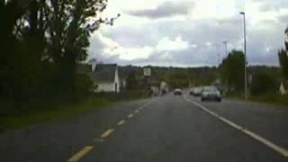 Car drive from Newcastlewest Co. Limerick to Abbeyfeale Co. Limerick, Republic of Ireland....http://www.vidireland.com