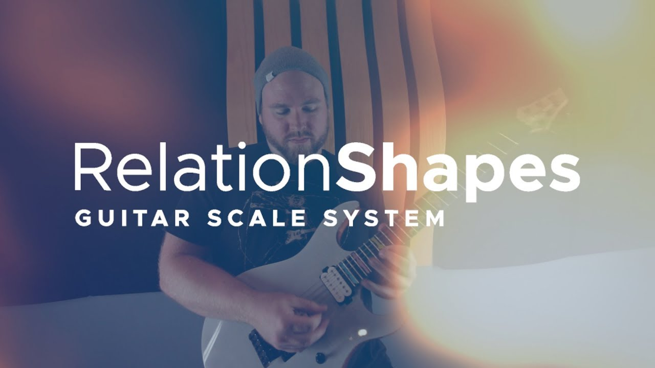RelationShapes: The Only Guitar Scale System You'll Ever Need! | GEAR GODS