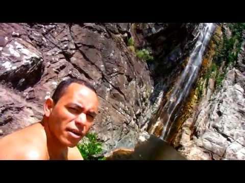 Cachoeira Rabo de Cavalo, Conceição do Mato Dentro - MG